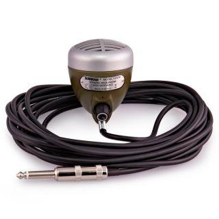 Shure 520DX Green Bullet - Microfono a Bocca per Armonica02