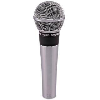 Shure 565SD - Microfono Classico Dinamico Cardioide per Voce05