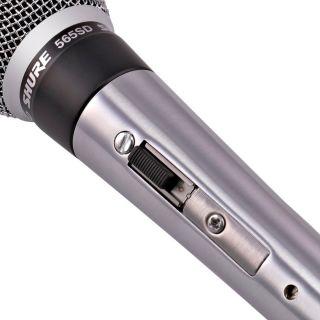 Shure 565SD - Microfono Classico Dinamico Cardioide per Voce03