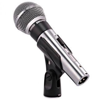 Shure 565SD - Microfono Classico Dinamico Cardioide per Voce02