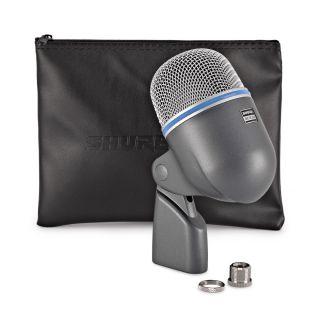 Shure Beta 52A - Microfono Dinamico Supercardioide per Grancassa03