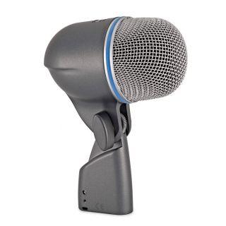 Shure Beta 52A - Microfono Dinamico Supercardioide per Grancassa02