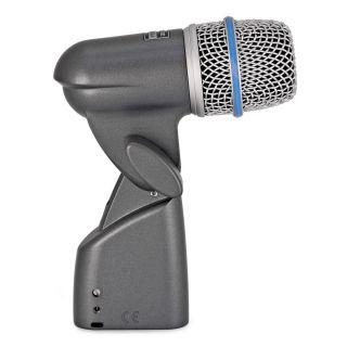 Shure Beta 56A - Microfono Dinamico Supercardioide per Strumenti