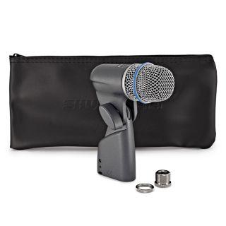 Shure Beta 56A - Microfono Dinamico Supercardioide per Strumenti02