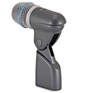 Shure Beta 56A - Microfono Dinamico Supercardioide per Strumenti05