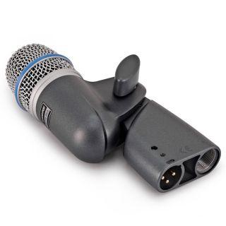 Shure Beta 56A - Microfono Dinamico Supercardioide per Strumenti06