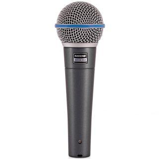Shure Beta 58A - Microfono Dinamico Supercardioide per Voce02