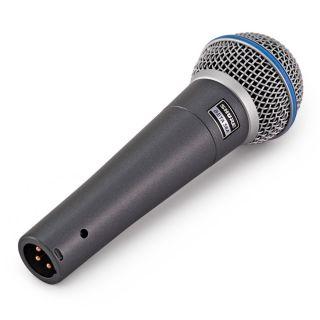 Shure Beta 58A - Microfono Dinamico Supercardioide per Voce03
