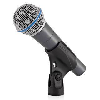 Shure Beta 58A - Microfono Dinamico Supercardioide per Voce04