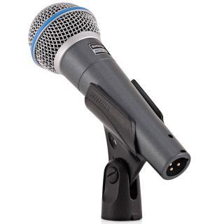 Shure Beta 58A - Microfono Dinamico Supercardioide per Voce05