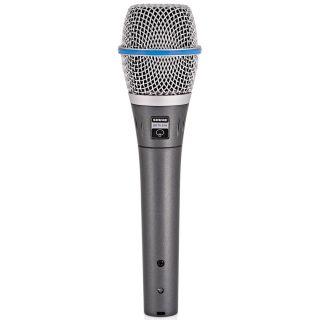 Shure Beta 87A - Microfono a Condensatore Supercardioide per Voce02