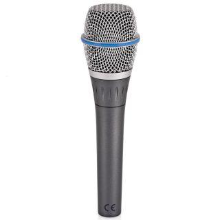 Shure Beta 87A - Microfono a Condensatore Supercardioide per Voce03