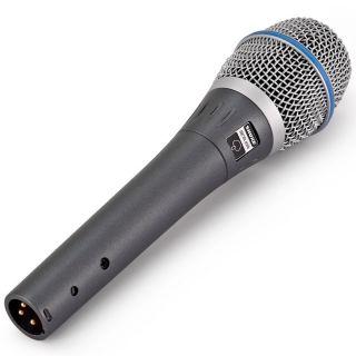 Shure Beta 87A - Microfono a Condensatore Supercardioide per Voce04