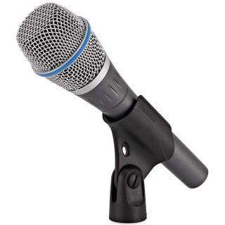 Shure Beta 87A - Microfono a Condensatore Supercardioide per Voce06
