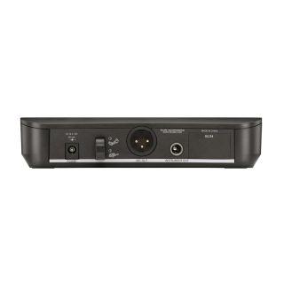 Shure BLX14E T11 - Sistema Wireless Trasmettitore e Ricevitore per Chitarra / Basso03