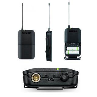Shure BLX14E/P31 TQG T11 - Radiomicrofono ad Archetto02