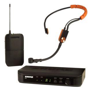Shure BLX14E/SM31 FH T11 - Radiomicrofono Archetto