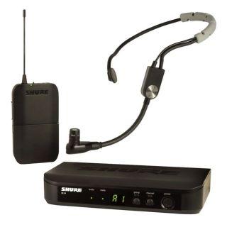Shure BLX14E/SM35 T11 - Radiomicrofono Archetto