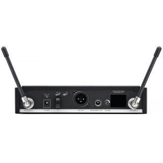 Shure BLX14RE / P98H M17 - Sistema Microfonico Wireless per Fiati04