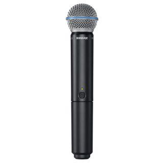Shure BLX24E/B58 Beta58 T11 - Radiomicrofono con Capsula Beta5804