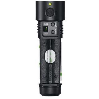 Shure BLX24E/B58 Beta58 T11 - Radiomicrofono con Capsula Beta5805