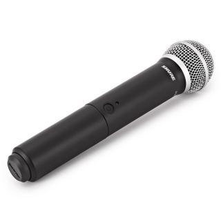Shure BLX24E/PG58 M17 - Radiomicrofono Palmare con Capsula PG5802