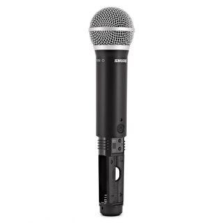 Shure BLX24E/PG58 M17 - Radiomicrofono Palmare con Capsula PG5803