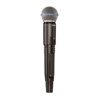 Shure BLX24E/SM58 T11 - Radiomicrofono con Capsula SM5804
