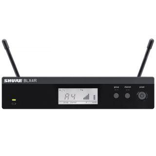 Shure BLX24RE/B58 - Radiomicrofono Palmare con Capsula Beta 58A02