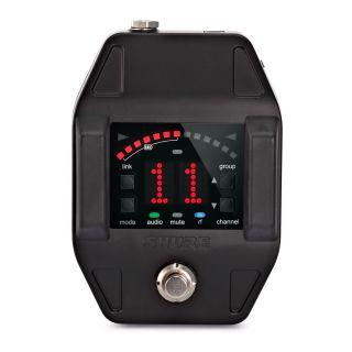 Shure GLXD16E - Sistema Digitale Wireless per Chitarra e Basso02