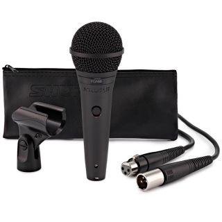 Shure Kit Registrazione Digitale Microfono PGA58 Interfaccia MVi Cuffie SRH240A02