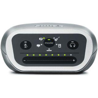 Shure Kit Registrazione Digitale Microfono PGA58 Interfaccia MVi Cuffie SRH240A03