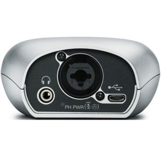 Shure Kit Registrazione Digitale Microfono PGA58 Interfaccia MVi Cuffie SRH240A04