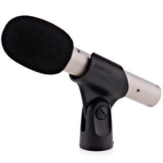 Shure KSM137/SL - Microfono per Strumenti a Condensatore Professionale Champagne04