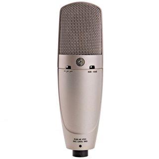 Shure KSM32/SL - Microfono a Condensatore Cardioide Professionale Champagne03