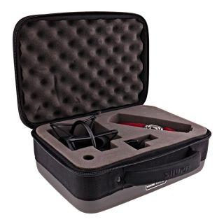 Shure KSM32/SL - Microfono a Condensatore Cardioide Professionale Champagne08