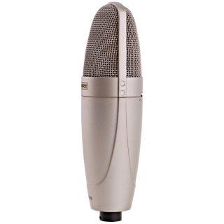 Shure KSM32/SL - Microfono a Condensatore Cardioide Professionale Champagne06
