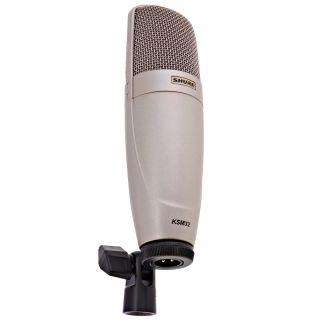 Shure KSM32/SL - Microfono a Condensatore Cardioide Professionale Champagne07