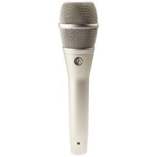 Shure KSM9/SL - Microfono a Condensatore per Voce Champagne02