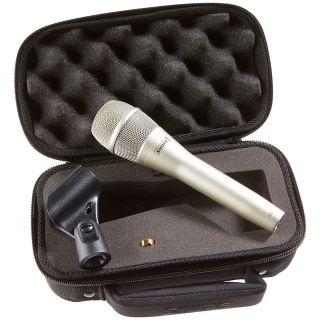 Shure KSM9/SL - Microfono a Condensatore per Voce Champagne03