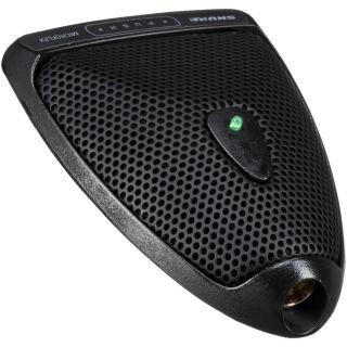 Shure Microflex MX393/C - Microfono Boundary Cardioide da Tavolo per Conferenza02