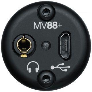 Shure Motiv MV88+ Video Kit con Auricolari Trasparenti SE215 Clear03