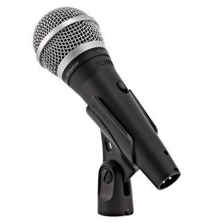 Shure PGA48 XLR - Microfono Dinamico Cardioide per Voce con Cavo XLR05