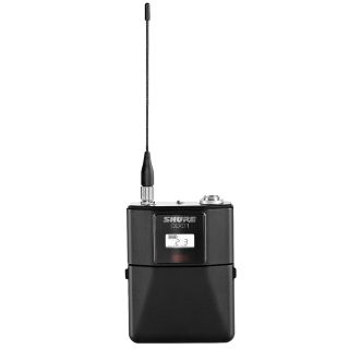 Shure QLXD14E - Sistema Wireless Senza Fili per Chitarra, Basso e Strumenti03