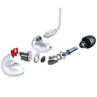 Shure SE846 CL - Auricolari Trasparenti In-Ear Professionali ad Elevata Definizione04
