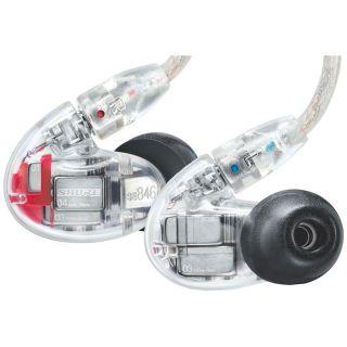 Shure SE846 CL - Auricolari Trasparenti In-Ear Professionali ad Elevata Definizione