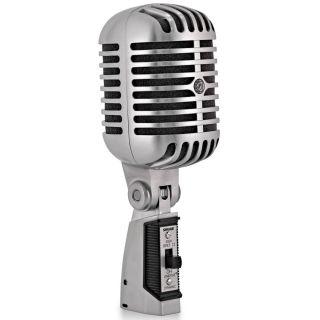 Shure 55SH Series II - Microfono Classico Vintage per Canto