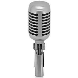 Shure 55SH Series II - Microfono Classico Vintage per Canto04