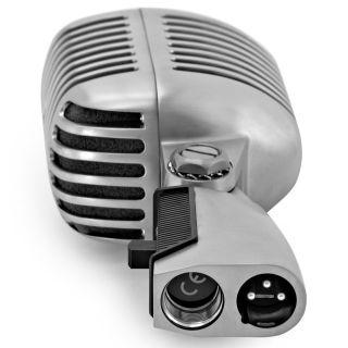 Shure 55SH Series II - Microfono Classico Vintage per Canto03
