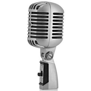 Shure 55SH Series II - Microfono Classico Vintage per Canto05